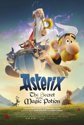 Asterix e il Segreto della Pozione magica (2018) 3D H.OU .mkv BDRip 1080p ITA FRE DTS AC3 Subs SBS VaRieD