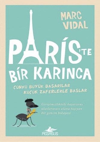 Marc Vidal Paris'te Bir Karınca Pdf E-kitap indir