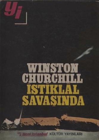 Winston Churchill İstiklal Savaşında Pdf E-kitap indir
