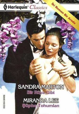 Sandra Marton Bir Rüya Gibi Pdf E-kitap indir