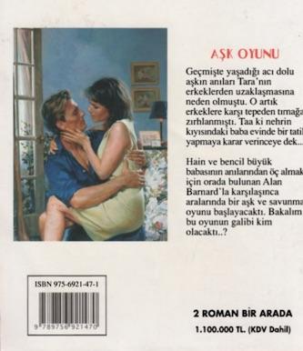 Aşk Oyunu Sara Craven Pdf E-kitap indir