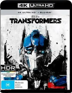 Transformers (2007) .mkv BDRip 4K 2160p x265 HDR ITA AC3 ENG AC3 DTS TrueHD/Atmos Subs