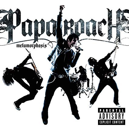 Papa Roach – Metamorphosis