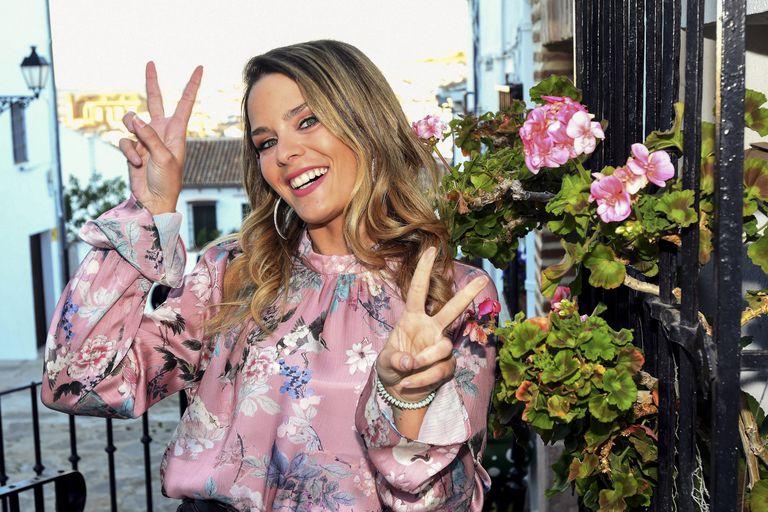 La Miss Málaga que venció al cáncer infantil Oinfksfk