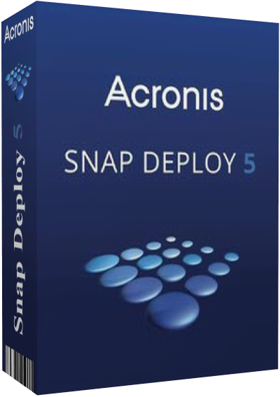 Acronis Snap Deploy v5.0.1993 & BootCD