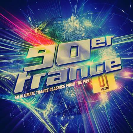 Deep Blue Recordings - 90er Trance (2019) FLAC