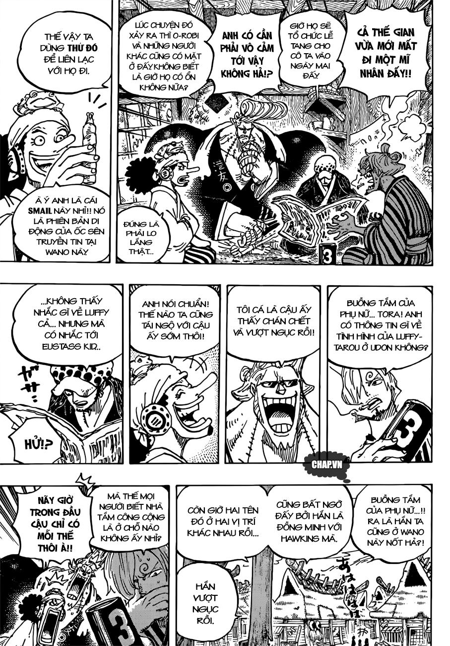 One Piece Chap 934 - Truyen.Chap.VN