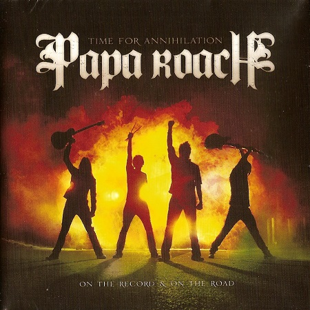Papa Roach – Time For Annihilation – On The Record & On The Road