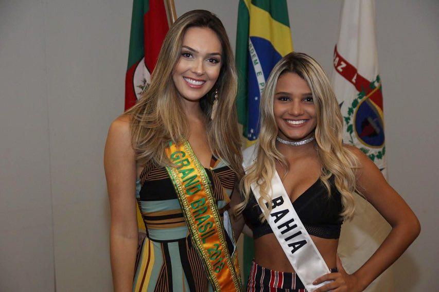 candidatas a miss grand brasil 2019. final: 28 feb. - Página 5 Ron6gmuc