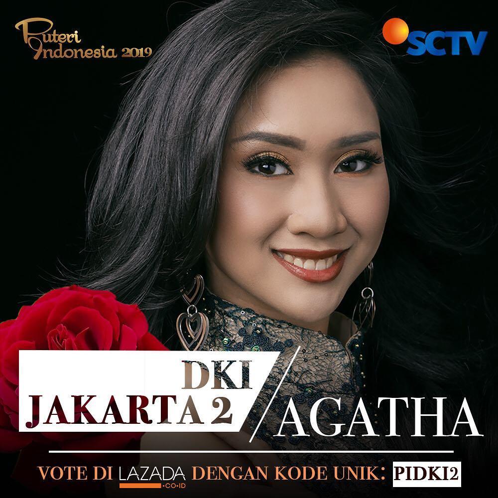 candidatas a puteri indonesia 2019. final: 8 marso. 66q4htsg
