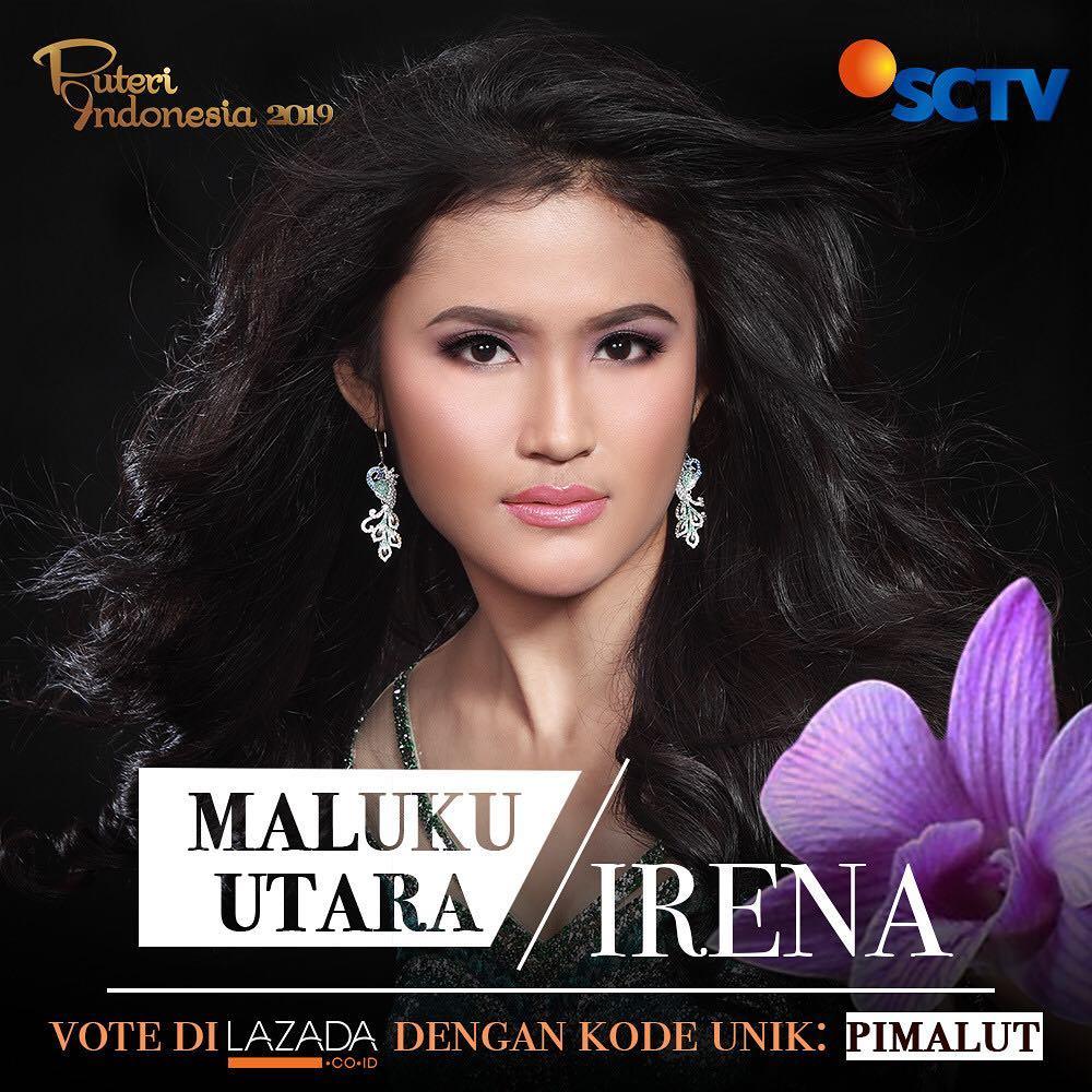 candidatas a puteri indonesia 2019. final: 8 marso. - Página 3 Evdsaneo