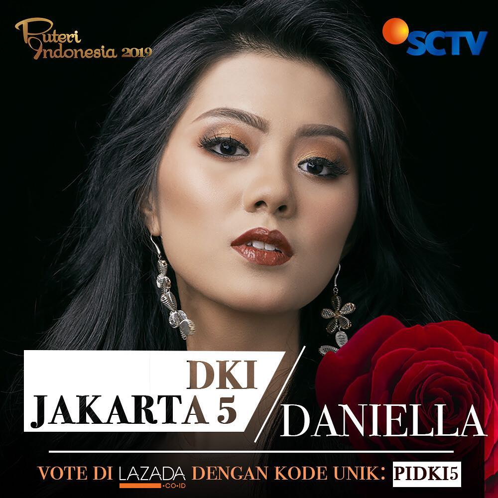 candidatas a puteri indonesia 2019. final: 8 marso. Je9n9lia