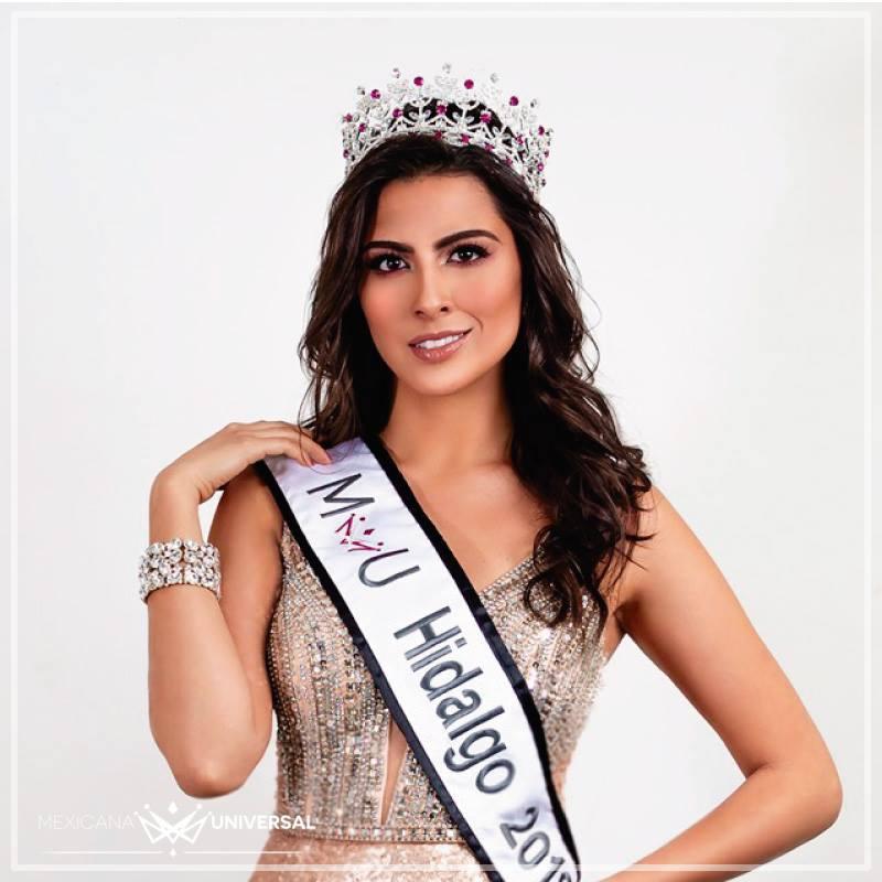 candidatas a mexicana universal 2019. final: 31 may. M6qqti79