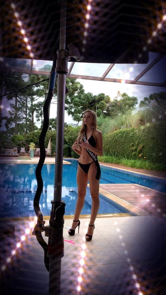 candidatas a miss brasil universo 2019 de bikini.  - Página 2 9rclazft