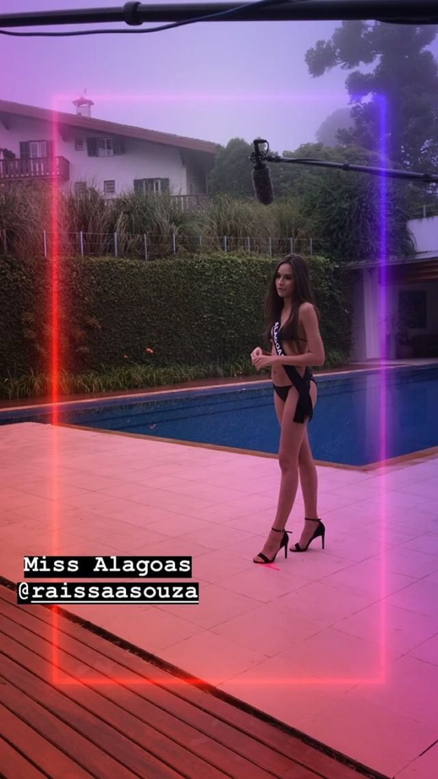 candidatas a miss brasil universo 2019 de bikini.  Zga3mqvj