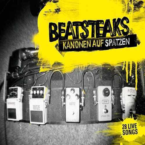 Beatsteaks – Kanonen auf Spatzen