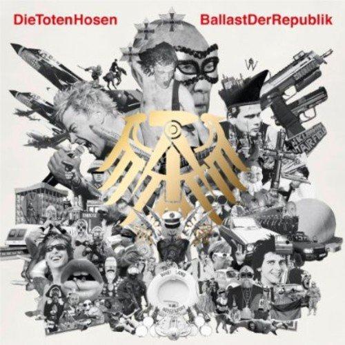 Die Toten Hosen – Ballast der Republik (2CDs)