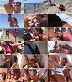 Agnessa, Carla, Leila - Real Sex Party On The Sunny Beach (Part 3) [WTFPass] (FullHD MP4 2.43 GB 2019)