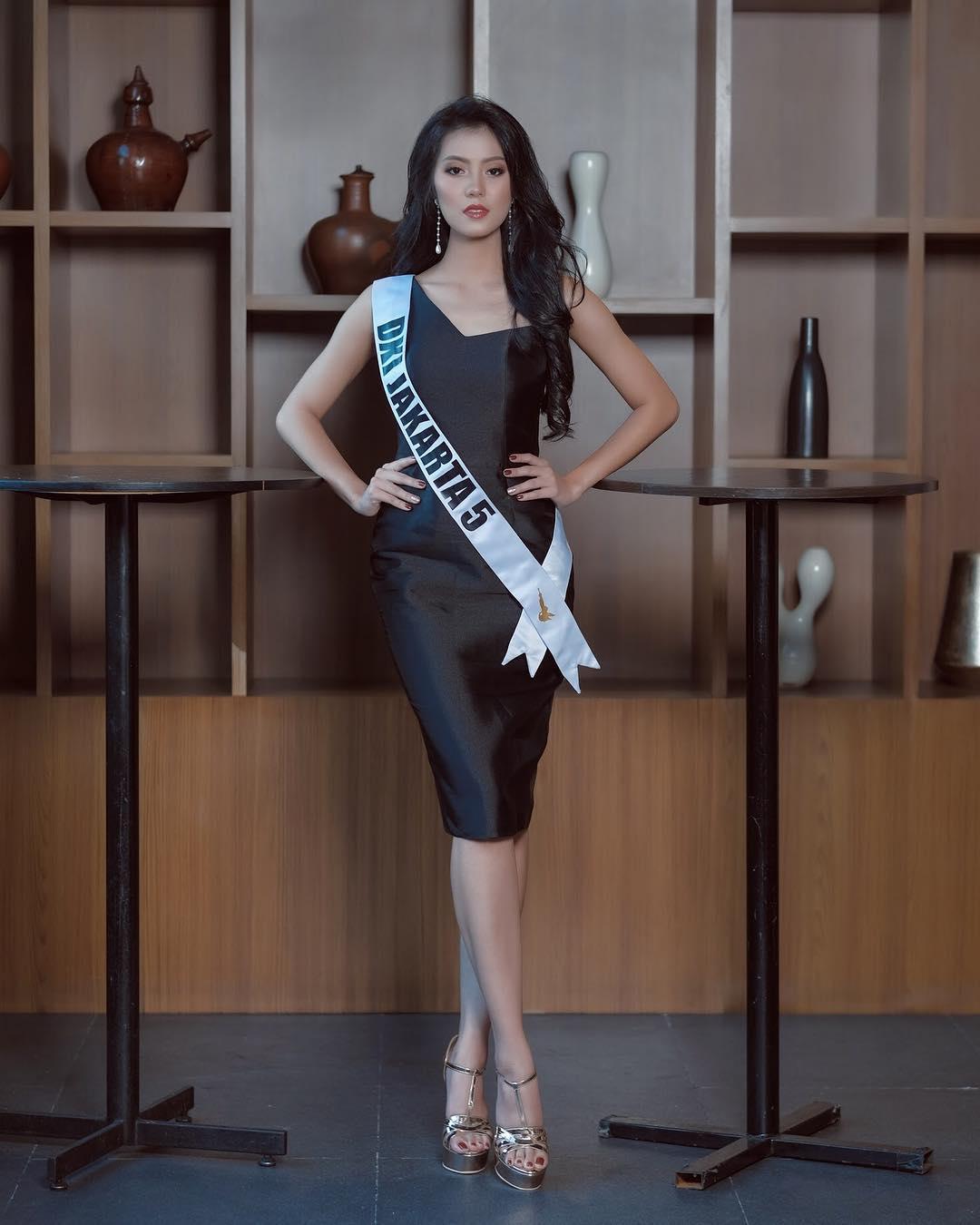 candidatas a puteri indonesia 2019. final: 8 marso. - Página 10 N3663hyf