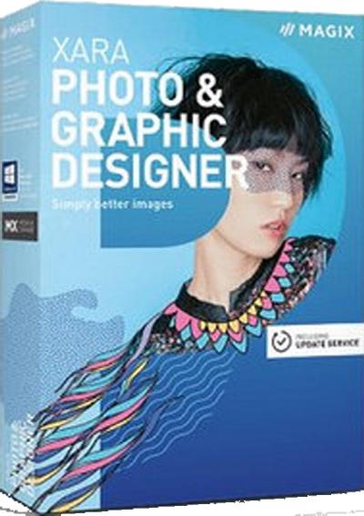 Xara Photo & Graphic Designer v16.0.0.55162 (x64)
