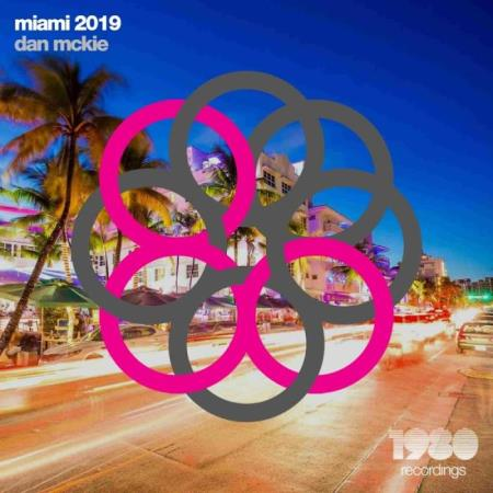 1980 Recordings: Miami 2019 (Mixed & Compiled by Dan McKie) (2019)