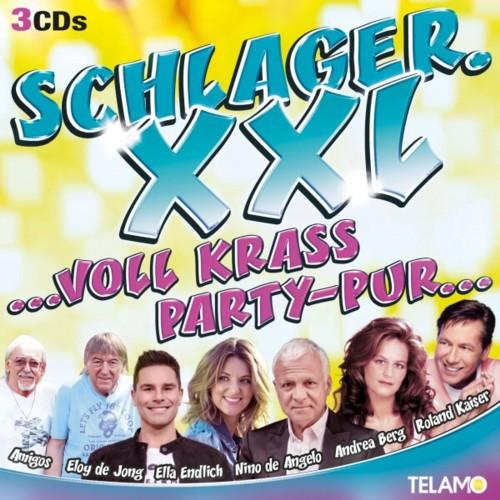 Schlager XXL - Voll Krass Party-Pur (2019)