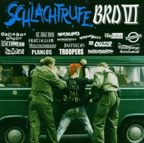 Various Artists – Schlachtrufe BRD Vol. 6