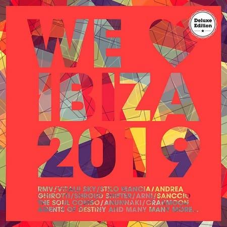 We Love Ibiza 2019 [Deluxe] (2019)