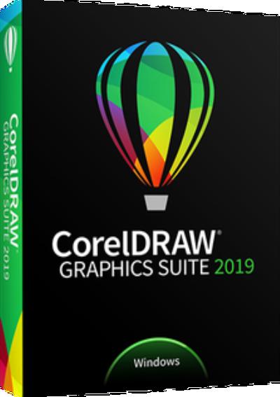 CorelDRAW Graphics Suite 2019 v21.1.0.643 (x32-x64) ISO