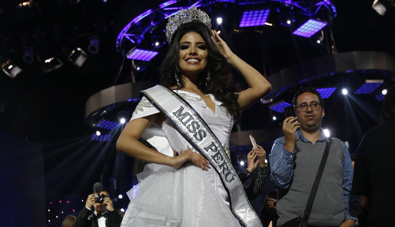 """Jessica Newton: """"La continuidad de Anyella Grados como Miss Perú 2019 está en evaluación del Miss universo"""" 6s7csm4w"""