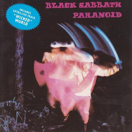 Black Sabbath – Paranoid (Reissue)