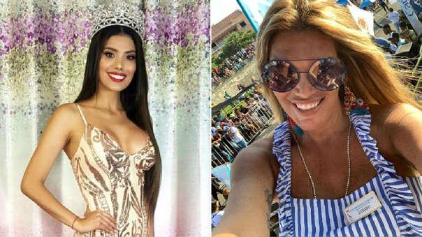 """Jessica Newton considera que """"lo más noble"""" es que Anyella Grados entregue la corona de Miss Perú Qvki5rms"""
