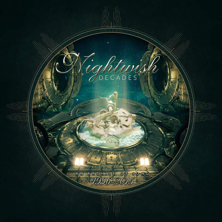 Nightwish – Decades – An Archive Of Song 1996-2015