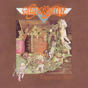 Aerosmith – Toys In The Attic (Remastered)
