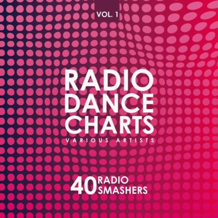 Radio Dance Charts, Vol. 1 (40 Radio Smashers) (2019)
