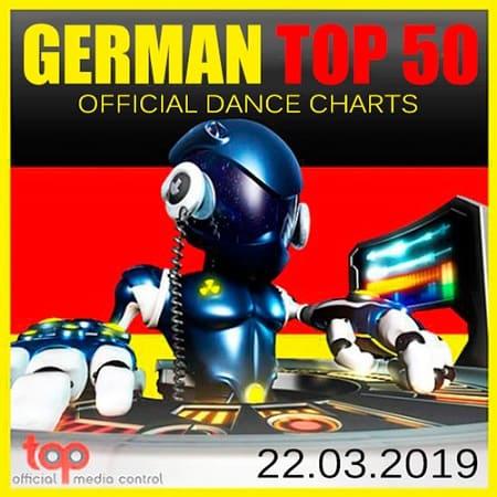 German Top 50 Official Dance Charts 22.03.2019 (2019)