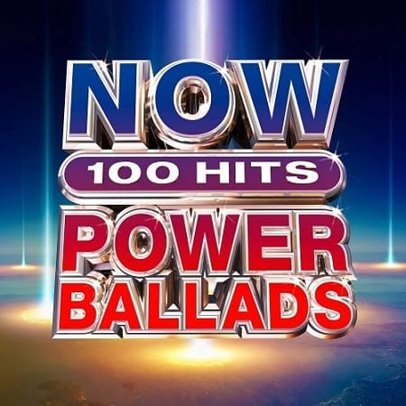 NOW 100 Hits Power Ballads [6CD] (2019)