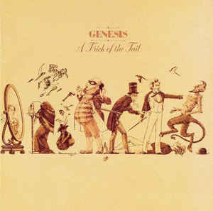 Genesis – A Trick Of The Tail (Remastered)