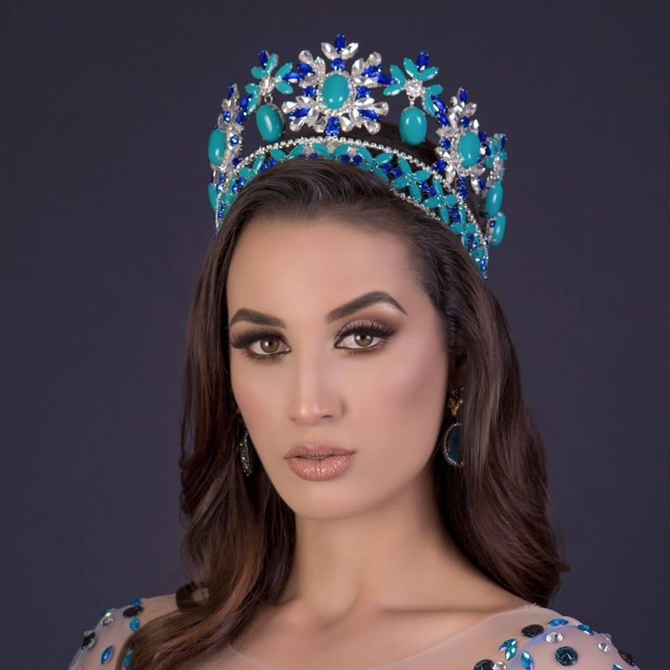 candidatas a miss mexico (mundo) 2019. final: 20 sept.   - Página 2 Thuoir4e