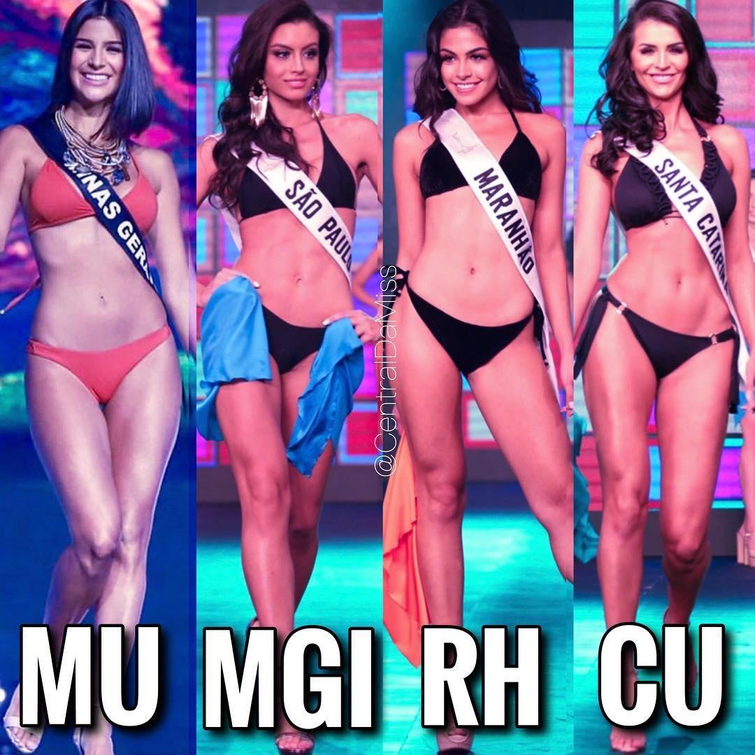 brasil para miss universe, miss grand international, reyna hispanoamericana & miss continentes unidos 2019. Tzbdj4gt