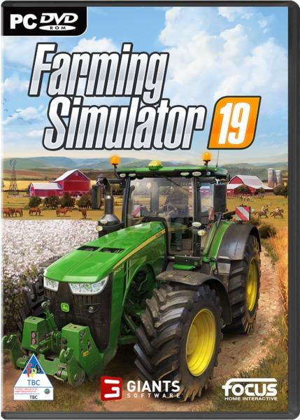Farming Simulator 19 (2018/RUS/ENG/GER/RePack by xatab)