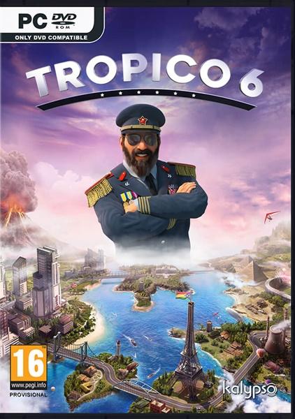 Tropico 6 (2018/RUS/ENG/RePack by xatab)