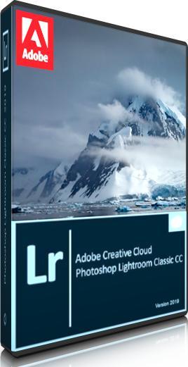 Adobe Lightroom Classic CC 2019 v8.2.1 für MacOSX