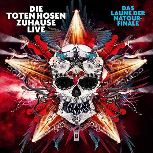 Die Toten Hosen – Zuhause Live: Das Laune der Natour – Finale (plus Auf der Suche nach der Schnapsinsel: Live im SO36) (Special Edition)