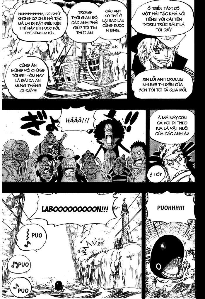 One Piece Chap 487 - Truyen.Chap.VN