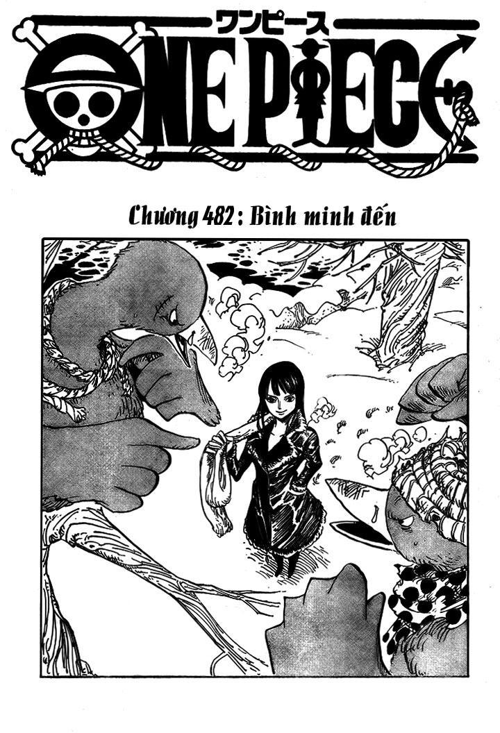 One Piece Chap 482 - Truyen.Chap.VN