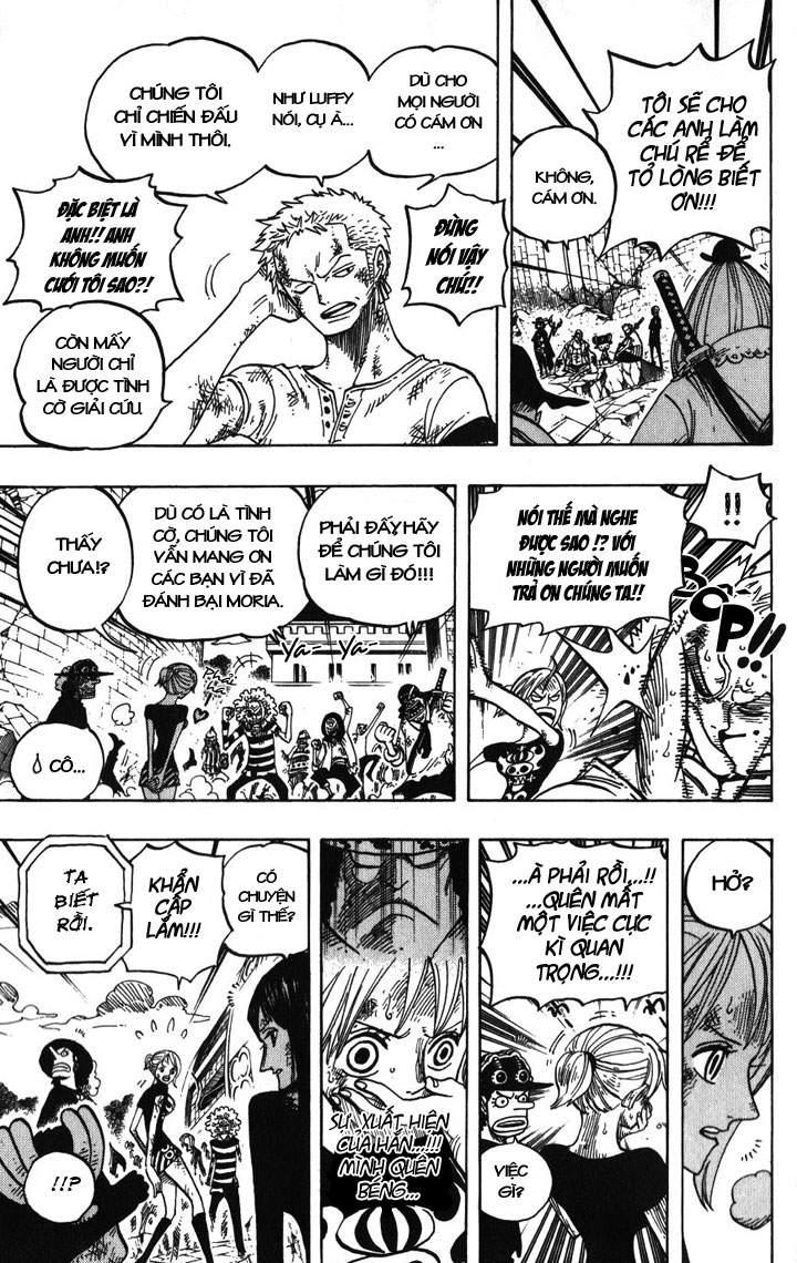 One Piece Chap 483 - Truyen.Chap.VN