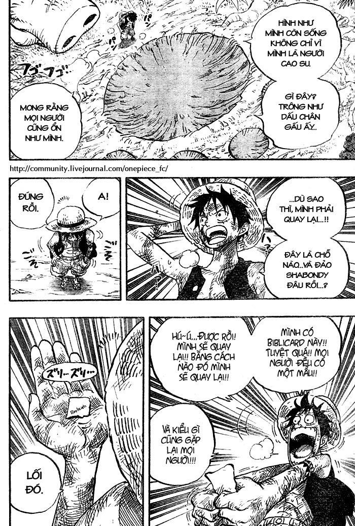 One Piece Chap 514 - Truyen.Chap.VN