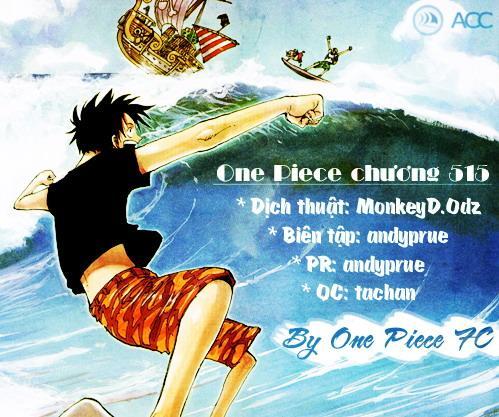 One Piece Chap 515 - Truyen.Chap.VN