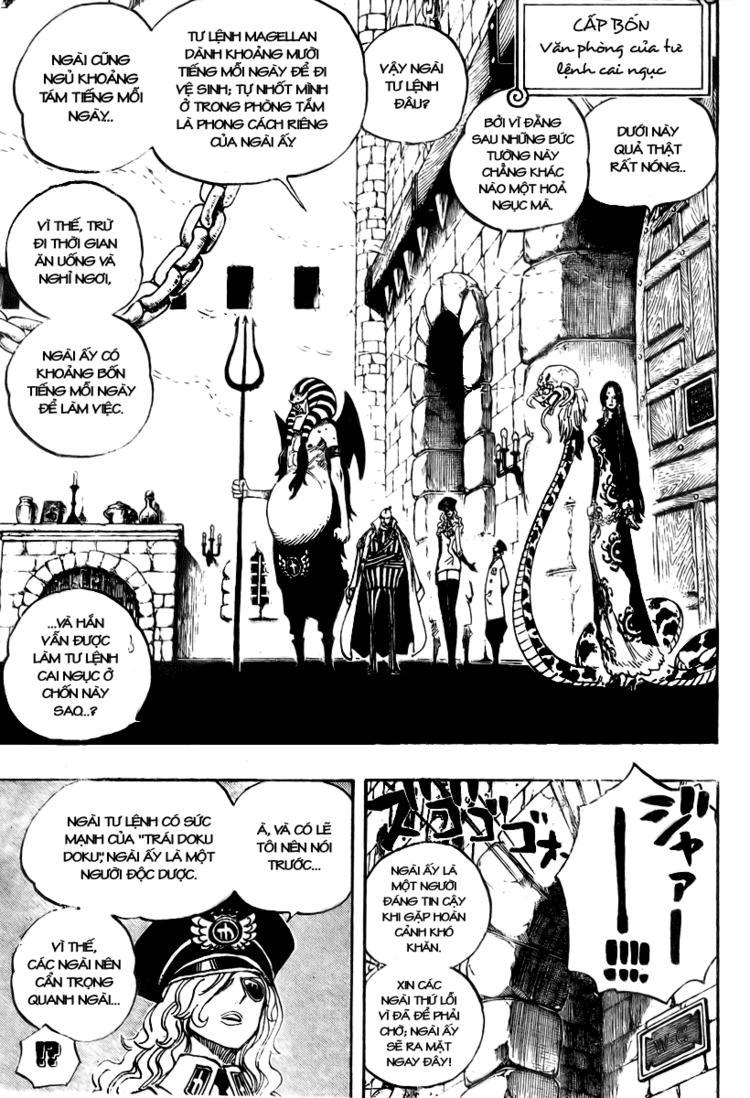 One Piece Chap 528 - Truyen.Chap.VN